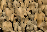Terracotta Soldiers UNESCO World Heritage Site Photo by Darrell Gulin