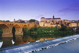 The Old Bridge over the River Tarn, Albi, Languedoc-Roussillon, France Photo by Peter Adams