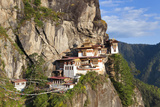 Tigers Nest (Taktshang Goemba), Paro Valley, Bhutan Photo by Peter Adams
