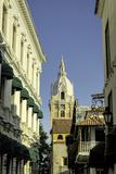 Cathedral Santa Catalina de La Alejandria, Cartagena, Colombia Photographic Print by Jerry Ginsberg