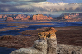Alstrom Point Page, Arizona, USA, Lake Powell Photographic Print by John Ford
