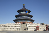 China, Beijing, Hall of Prayer for Good Harvest, Temple of Heaven Park Photo by Paul Souders