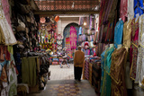 Souk, Marrakech, Morocco Photo by Peter Adams