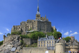 Mont Saint-Michel Is an Island Commune in Normandy, France Photo by Mallorie Ostrowitz