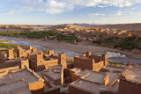 Morocco, High Atlas Mountains, Classified as World Heritage by UNESCO Foto af Peter Adams