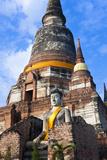 Wat Yai Chai Mongkol, Ayutthaya, Thailand Photo by Peter Adams