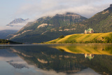 Canada, Alberta, Waterton Lakes NP, Prince of Wales Hotel Photo by Jamie & Judy Wild