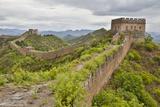The Great Wall of China Jinshanling, China Foto van Darrell Gulin