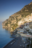 Morning on the Mountains Above Positano, Amalfi Coast, Campania, Italy Photo by Brian Jannsen