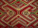 Motif from Antique Asian Textile (PR) Photo by Jaina Mishra