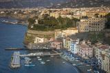 Evening over Sorrento, Campania, Italy Foto von Brian Jannsen