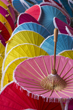 Thailand, Chiang Mai Province, Bo Sang. Umbrella Factory Photo by Emily Wilson
