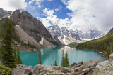 Moraine Lake and Valley of the Ten Peaks, Banff NP, Alberta, Canada Photo by Peter Adams