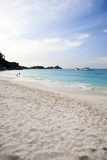 Beach Seascape of a Remote Island, Similan Surin Island Chain Photo by Micah Wright
