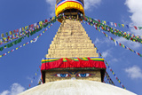 Boudhanath Stupa, Kathmandu Valley, Nepal Photo by Peter Adams