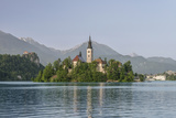 Slovenia, Bled, Bled Island Photo by Rob Tilley