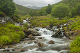 Europe, Scotland, Cairngorm National Park. Mountain Stream Cascade Photo by Cathy & Gordon Illg