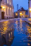 Reflections, Old Town, Tallinn, Estonia Photo by Peter Adams