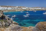 Psarrou Beach in Mykonos Island, Greece Photo by Ali Kabas