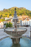 Fountain in Sintra, Near Lisbon, Portugal Photo by Peter Adams