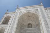 India, Agra, Taj Mahal. Famous Landmark Memorial to Queen Mumtaz Mahal Photo by Cindy Miller Hopkins