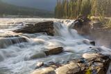 Canada, Alberta, Jasper National Park, Athabasca Falls Photo by Jamie & Judy Wild