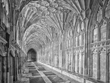 Gloucester Cloister Gloucester England Photo by John Ford