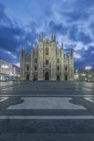 Italy, Milan, Cathedral Duomo di Milano at Dawn Photo by Rob Tilley