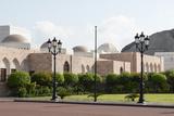 Sultan Palace, Muscat, Oman Photo by Sergio Pitamitz