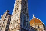 Cathedral Santa Maria del Fiore, Giotto Bell Tower, Tuscany, Italy Photo by Nico Tondini