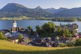St. Wolfgang, Wolfgangsee Lake, Flachgau, Upper Austria, Austria Photo by Peter Adams