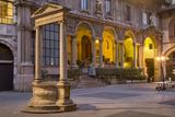 Piazza Dei Mercanti and Palazzo Della Ragione, Milan, Lombardy, Italy Photo by Brian Jannsen