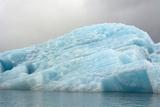 Norway. Svalbard. Spitsbergen. Hornsund. Brepollen. Icebergs Patterns Photo by Inger Hogstrom