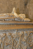 Luis Vaz de Camoes Tomb in Jeronimos Monastery, Lisbon, Portugal Photo by Jim Engelbrecht