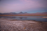 Cejar, a Series of Three Ponds Located in the Middle of the Salt Lake Photo by Mallorie Ostrowitz