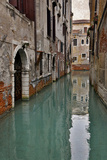 Canal and Doorways Venice, Italy Photo by Darrell Gulin
