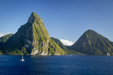 Petite Piton Near Soufriere, St. Lucia, West Indies Photo by Brian Jannsen