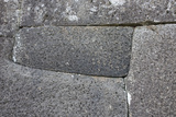 Chile, Easter Island, Vinapu. Ceremonial Platform with Slabs of Basalt Photo by Cindy Miller Hopkins