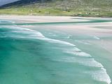 Isle of Harris, Seilebost Beach on South Harris. Scotland in July Photo by Martin Zwick