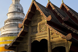 Wat Phra Singh, Chiang Mai, Thailand, South East Asia Photo by Peter Adams
