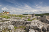 Bulgaria, Central Mountains, Shumen, Ruins of the Shumen Fortress Photo by Walter Bibikow