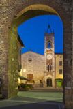 Chiesa San Francesco, San Quirico d'Orcia, Tuscany, Italy Photo by Brian Jannsen
