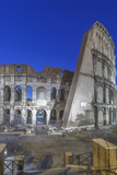 Italy, Rome, Twilight Colosseum Photo by Rob Tilley