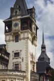 Romania, Transylvania, Sinaia, Peles Castle, Built 1875-1914 Photo by Walter Bibikow