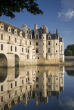 Early Morning at Chateau Chenonceau, Indre-Et-Loire, Centre, France Photo by Brian Jannsen