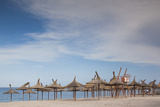 Romania, Black Sea Coast, Vama Veche, Beach View Photo by Walter Bibikow