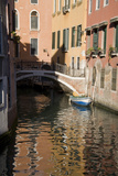 Europe, Italy, Venice, Canal Photo by John Ford