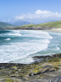 Borve Beach on South Harris in Stormy Weather, Scotland Photo by Martin Zwick