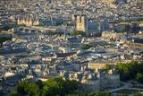 Hotel de Ville, Notre Dame and Palais Luxembourg, Paris, France Photo by Brian Jannsen