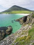 Isle of Harris, the Coast Near Northton. Scotland in July Photo by Martin Zwick